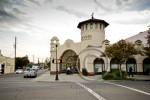 North Valley Bank, downtown Woodland, northeast of Sacramento, California